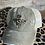 Thumbnail: Zia Leopard Cowhide Patch on Crisscross Ponytail Hat