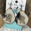 Thumbnail: Cowhide Teardrops with Engraved Roses
