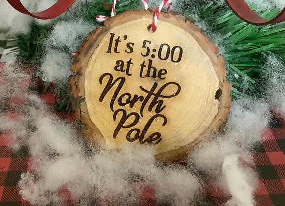 Fun Sayings Wood Ornaments