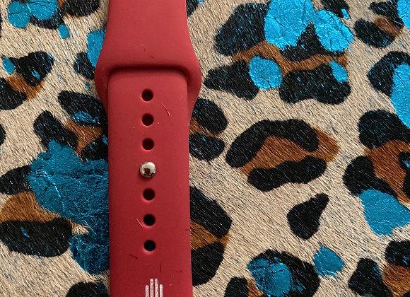 Zia Heart Engraved Apple Watchband 38/40