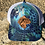 Thumbnail: Fishing Leather Patch Trucker Hats