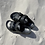 Thumbnail: Hey Girl Black Waterslide Slip on Sandals by Corkys