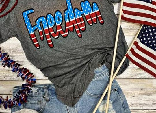 Freedom Tee Unisex!