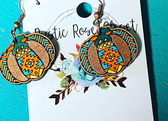 Aztec Pumpkins 🧡