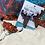 Thumbnail: Steer Skull Engraved Multicolor
