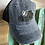 Thumbnail: Y'all Cowhide Leather Patch Ponytail Hat