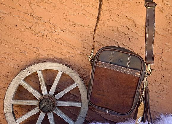 sTs Ranchwear Brindle Crossbody Bag