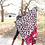 Thumbnail: Plaid Leopard Soft Adult Blanket