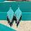 Thumbnail: Fancy Flare Bead Earrings