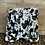 Thumbnail: Cowprint Faux Leather Backpack Tote