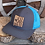 Thumbnail: Richardson Trucker 112 SnapBack Hats with Leather or Cowhide Patch