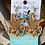 Thumbnail: Hummingbird Wood Earrings