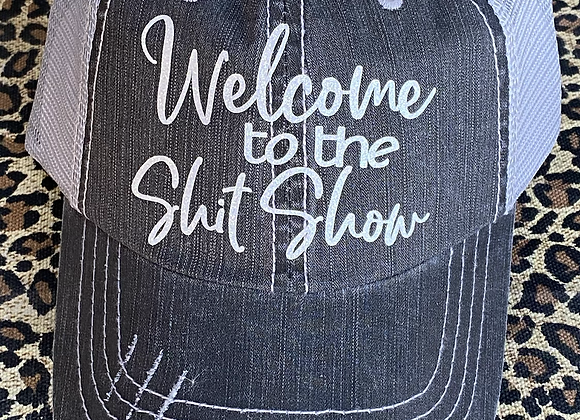 Welcome To the Sh** Show