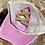 Thumbnail: Cowhide Zia Patch Crisscross Ponytail Hat