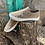 Thumbnail: Corkys Babalu Taupe Sneakers