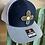 Thumbnail: Cowhide Zia Leather Hide Patch Richardson Hat