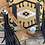Thumbnail: American Darling Saddle Blanket Tan Bag w/Tooked Leather and Fringe