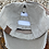 Thumbnail: Cowhide Zia Cut & Engraved Patch Ponytail Hat