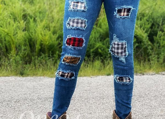 Mix & Match Denim Jeans
