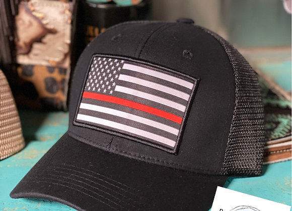 Support Firemen with this Trucker Hat