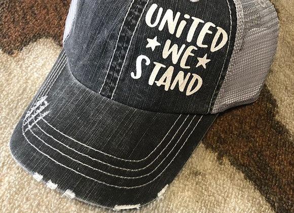 United We Stand Baseball Hat