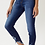 Thumbnail: KanCan High Rise Ankle Skinny Jeans with Frayed Bottom