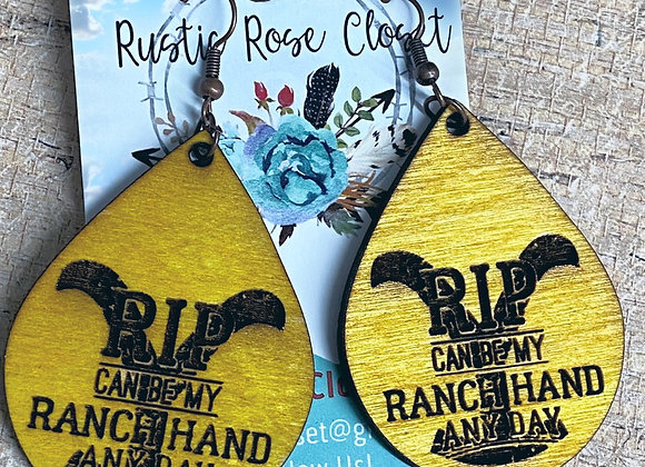 Rip can be my ranchhand any day!