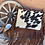 Thumbnail: American Darling and Crossbody Cowhide bag with Fringe