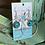 Thumbnail: Bear Creek Earrings Hoop Earrings with Dangle Stone