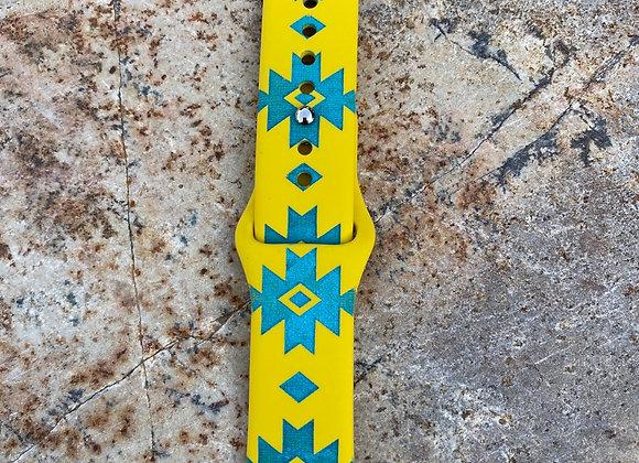 Aztec Apple Watchband 38/40