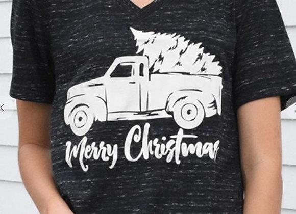 Vintage Truck Christmas Tree