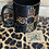 Thumbnail: Zia Patterned Black Mugs