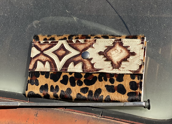 Handmade Cowhide & Tooled Leather Wallets