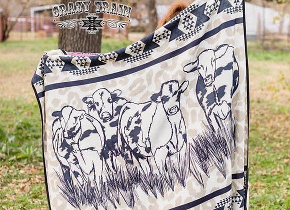 Cattle Cover Blanket