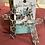 Thumbnail: Zia Leopard Wood Earrings