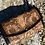 Thumbnail: Tooled Leather Steer & Sunflower Wallet Crossbody
