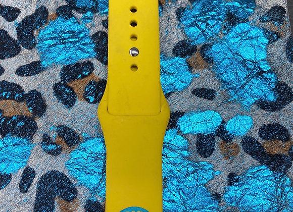 Horseshoe Zia Engraved Apple Watchband 42/44