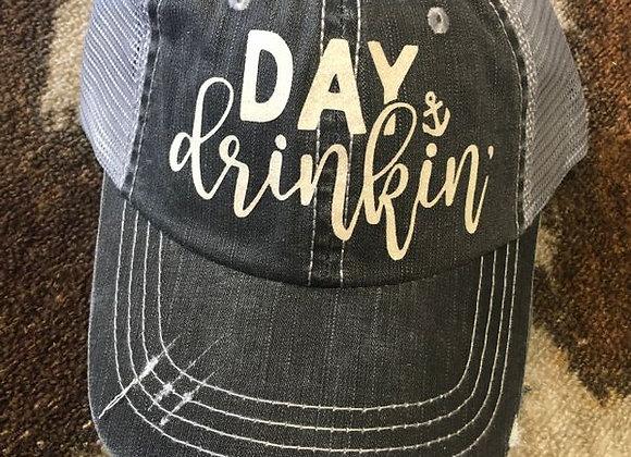 Day Drinkin Baseball Hat