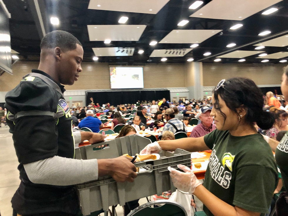 2020 HEB FEAST OF SHARING