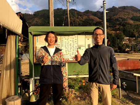 11月16日、大藤さん、一瀬さんB級合格
