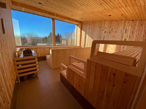Duinger Panorama Sauna