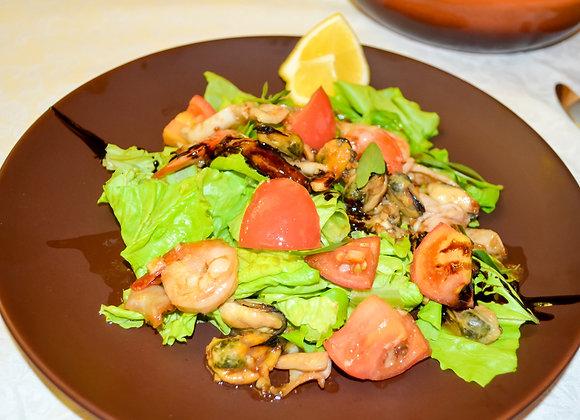 Салат по рецепту купца Сыромятникова
