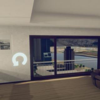 [R&D] 워킹 VR 모델 하우스 제작