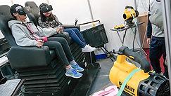 유니브이알, 대전 테마 적용한 VR 콘텐츠 선보여