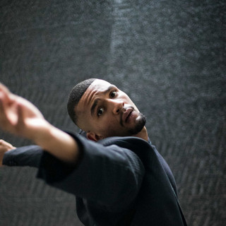 Male contemporary dancer in London