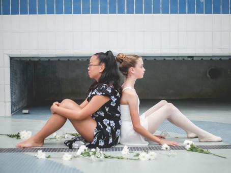 creating the dance film 'grow'