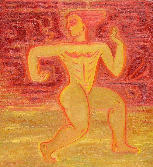 Greek Figure