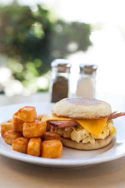 Creamery Breakfast Sandwich