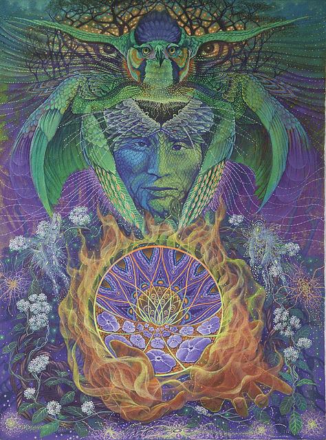 Luis Tamani - Sol Seed of Life