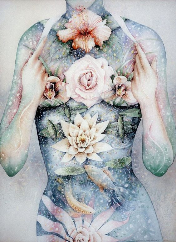 Meganne Forbes - Bloom from Within